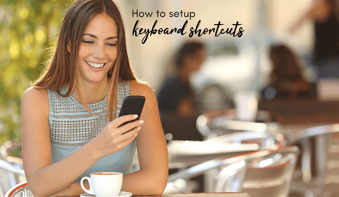 How to setup keyboard shortcuts for #ClickEngageConvert